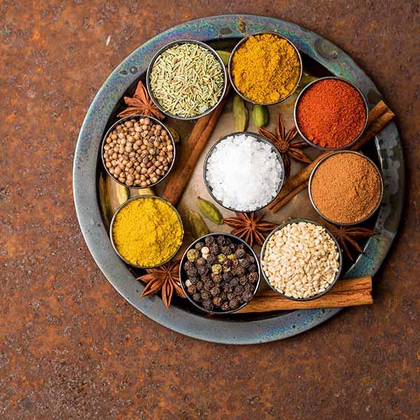 Condimente, sare și mirodenii